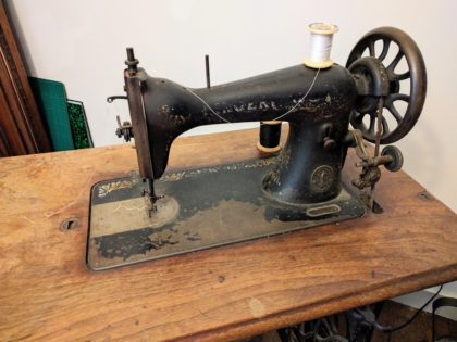 The Sewing machines