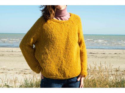 Le tricot, une affaire de famille